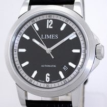 Limes Steel 40mm Automatic U8827R-LA2.1E pre-owned