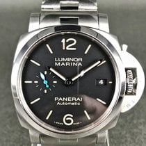 Panerai Luminor Marina 1950 3 Days Automatic Stal 42mm Czarny Arabskie