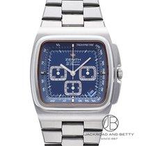 Zenith El Primero Chronograph 01.0200.415 1970 pre-owned