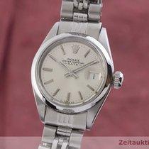 Rolex Oyster Perpetual Lady Date 6916 1972 rabljen