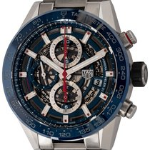 TAG Heuer Carrera Calibre HEUER 01 CAR201T.BA0786 pre-owned