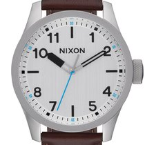 Nixon Steel 43mm Quartz A975 1113 new