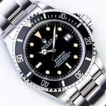 Rolex Sea-Dweller 4000 16600 1992 pre-owned