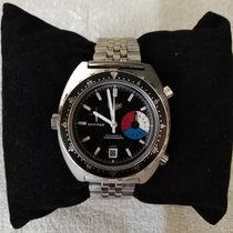 Heuer Steel 43mm Automatic 15640 pre-owned