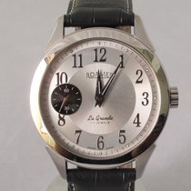 Roamer Steel 44mm Automatic 101-358 new