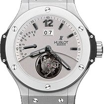 Hublot Platinum Manual winding Grey new Big Bang 44 mm