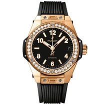 Hublot Big Bang One Click King Gold Diamonds 39mm