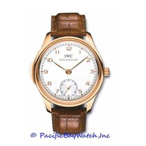IWC IW544905 Or rose Portuguese Minute Repeater 44mm nouveau