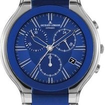Jacques Lemans Dublin 1-1742H Herrenchronograph Design Highlight