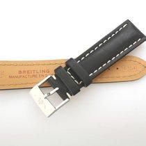Breitling Kalb-Lederband 22-20 Original mit Dornschließe