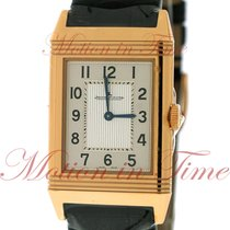 Jaeger-LeCoultre Grande Reverso Ultra Thin Rose gold 27.5mm Silver Arabic numerals United States of America, New York, New York