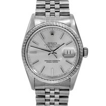 Rolex Datejust Turn-O-Graph Steel 36mm Silver No numerals United States of America, California, Beverly Hills