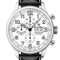 Ernst Benz Chronograph 47mm Automatic new White