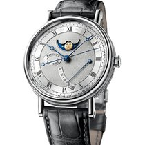 Breguet 39mm Automatic 2015 pre-owned Classique Silver