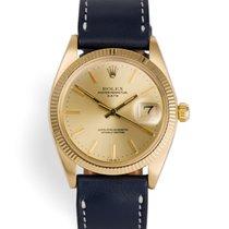 Rolex 1503 Oyster Perpetual Date - Vintage Millerighe Bezel