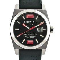 Locman Stealth 020500BKNRD0GOK new