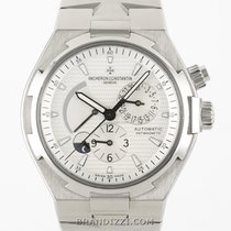 Vacheron Constantin 47450 Steel 2010 Overseas Dual Time 42mm pre-owned