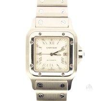 Cartier Santos Galbée 2319 2000 pre-owned
