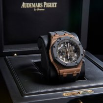Audemars Piguet Royal Oak Offshore Chronograph Rose gold 42mm Black Arabic numerals UAE, Dubai