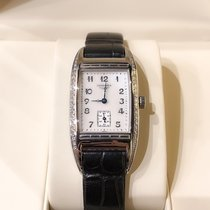 Longines BelleArti Steel 24.6mm Mother of pearl Arabic numerals