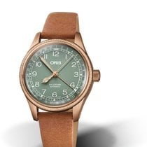 Oris 01 754 7749 3167-07 5 17 66BR Bronze Big Crown Pointer Date 36mm new United States of America, Georgia, Atlanta