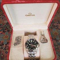 Omega Seamaster Diver 300 M Steel Black No numerals United States of America, Massachusetts, Webster