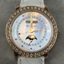 Blancpain Aur roz 35mm Atomat 3663-2954-55b nou