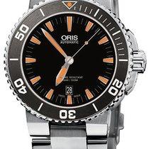 Oris Steel 43mm Automatic 73376534159MB new United States of America, California, Moorpark