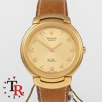 Rolex Cellini nuevo 2018 Cuarzo Reloj con estuche y documentos originales 6623/8