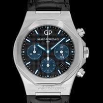 Girard Perregaux Steel 42.00mm Automatic 81020-11-631-BB6A new United States of America, California, San Mateo