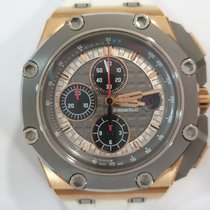 Audemars Piguet Royal Oak Offshore Chronograph Rose gold 44mm Grey No numerals Singapore, Singapore