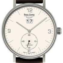 Bruno Söhnle Titanium Automatic White 41.5mm new