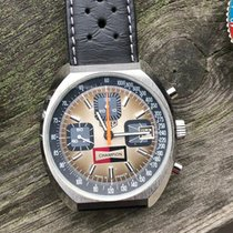 Heuer 1614 Fair Steel 38mm Manual winding Finland, HELSINKI