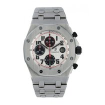 Audemars Piguet 26170ST.OO.1000ST.01 Steel Royal Oak Offshore Chronograph 42mm pre-owned United States of America, New York, New York