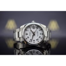 Rolex 115200 Steel 2010 Oyster Perpetual Date 34mm pre-owned