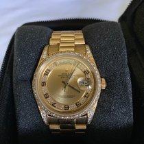 Rolex Day-Date 36mm Arany Arab Magyarország, Kerepes