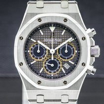 Audemars Piguet Royal Oak Chronograph Staal 40mm Blauw