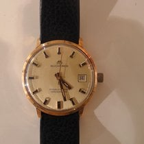 Carl F. Bucherer pre-owned Automatic 34mm Gold