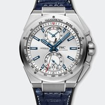 IWC INGENIEUR CHRONOGRAPH RACER SILVER DIAL