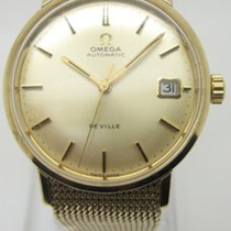 Omega De Ville - Automatic - Yellow Gold 9Carat Gent's Used Watch