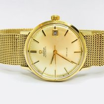 Omega De Ville Yellow gold 36mm Gold No numerals United Kingdom, London