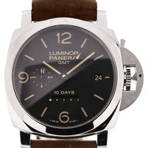 パネライ (Panerai) Luminor 1950 44 GMT 10 Days
