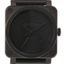 벨앤로스 (Bell & Ross) Aviation BR 03-92 Phantom Ceramic...
