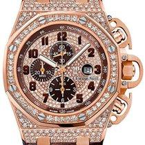 Audemars Piguet Royal Oak Offshore Chronograph 18K Pink Gold &...