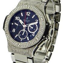 Hublot 301.SE.230.RW.174cus Big Bang 44mm - Custom Diamond...