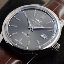 IWC Ingenieur Automatic pre-owned 42.5mm White gold