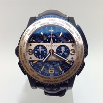 Vogard Chronograph Automatic new Black