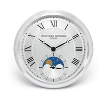 Frederique Constant | A Stainless Steel Wall Clock