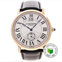 Cartier Rotonde de Cartier occasion 42mm Or rouge
