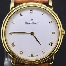 Blancpain Villeret Ultra Slim 33.5MM Yellow Gold, Mechanic & MINT